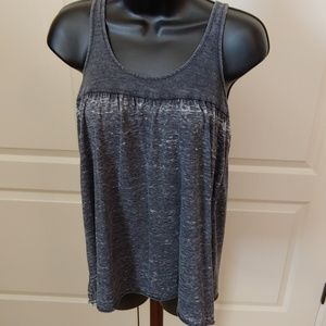 Chaser gray yoga workout tank